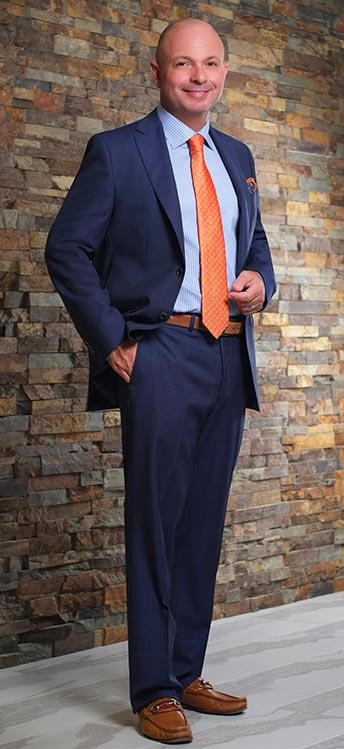 Naples Ophthalmologist Barrett Ross Ginsberg, M.D.