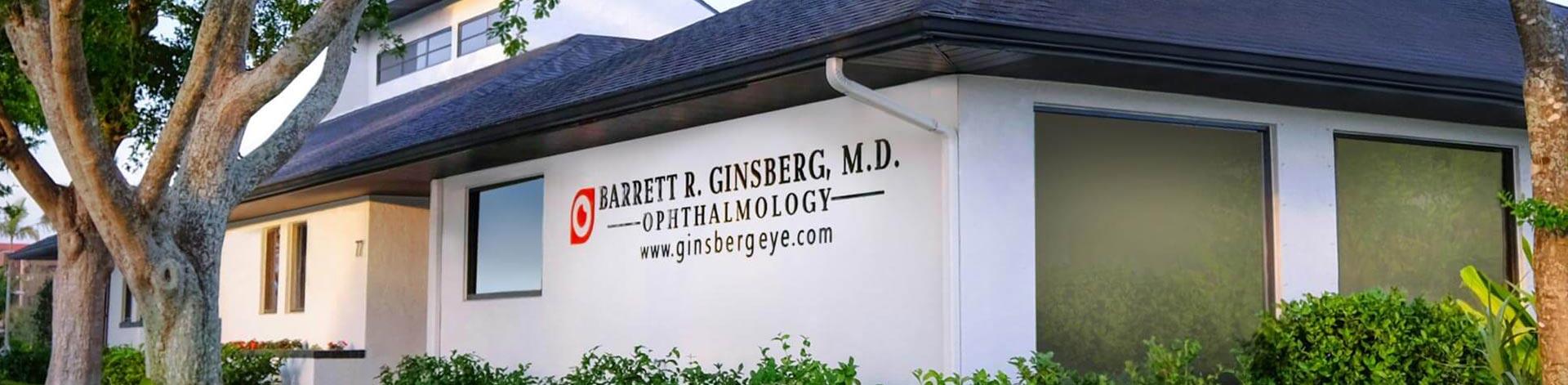Ginsberg Eye Office