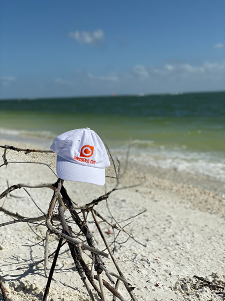 Ginsberg Eye on our local SWFL beach