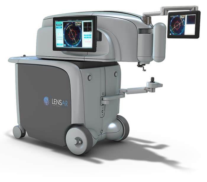 LENSAR Femtosecond Laser for Cataract Surgery