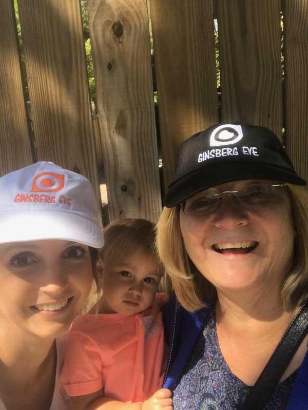 Seeing the sights at Everglades Wonder Garden!